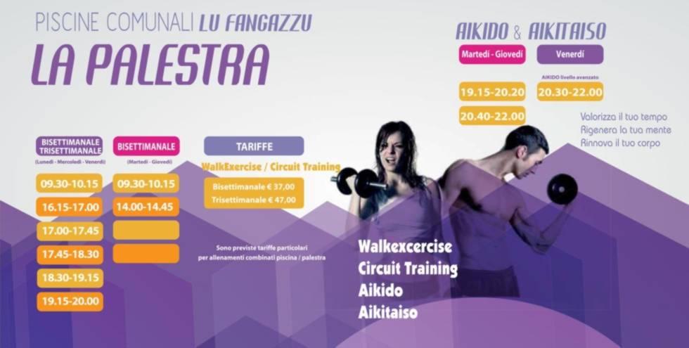 Piscine Comunali Lu Fangazzu Fitness