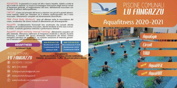 Aquafitness 2020:2021